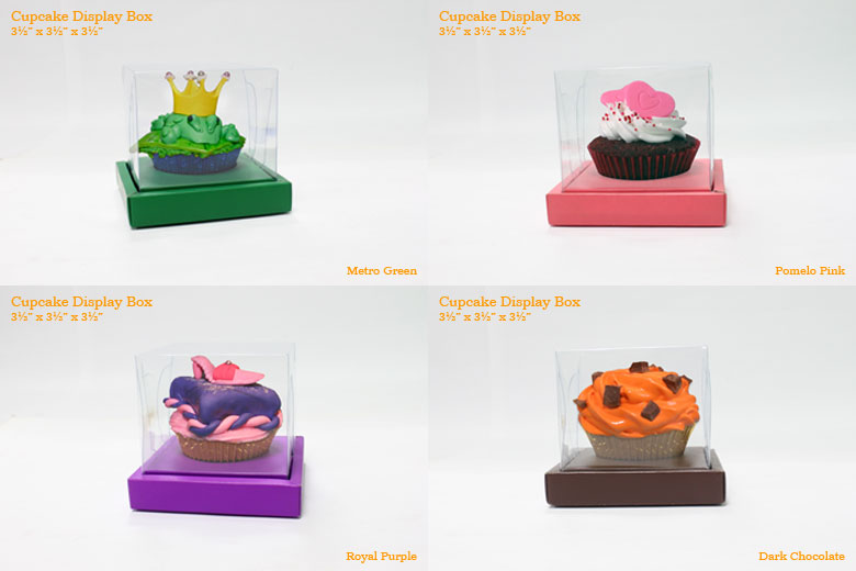 Cupcake Display Box