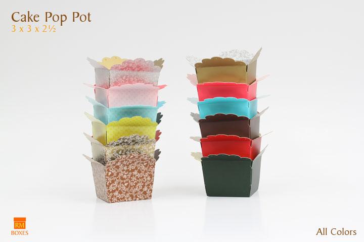 Cake Pop Pot