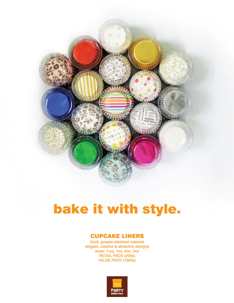 Cupcake Liners 2011