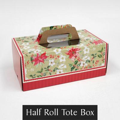 Half Roll Tote Box